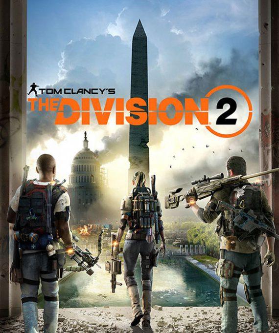بازی دیویژن 2