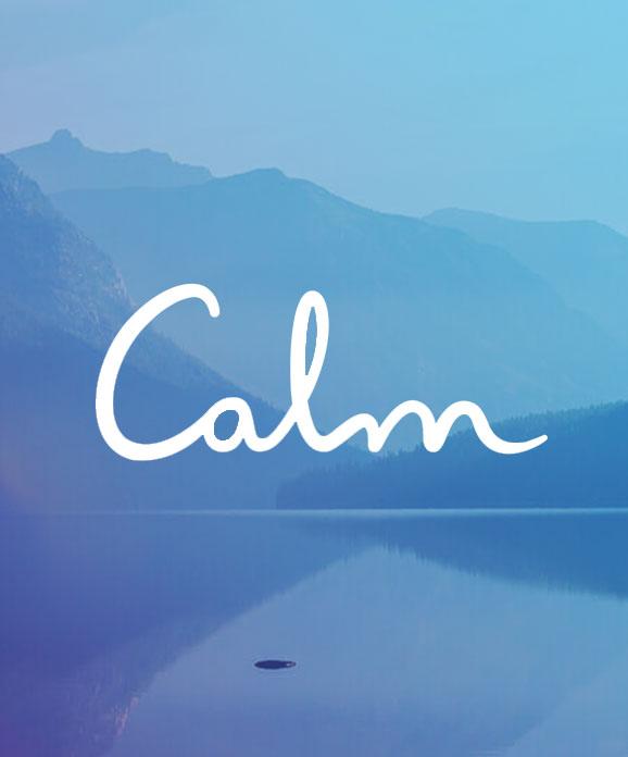 اکانت Calm